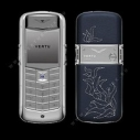 Vertu Constellation Vivre Ocean Wave Leather