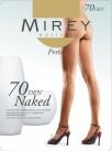 """Колготки """"Mirey"""" Naked 70 den оптом"""