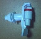 Кран для кулера на горячую воду с внешней резьбой