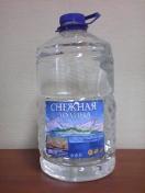 """Вода минеральная природная питьевая столовая """"Снежная долина"""" 5 литров"""