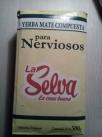 LA Selva Yerba Nerviosos   500 гр.