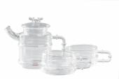 Стеклянный чайник (200 мл) MY-029