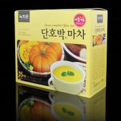 Питательный и полезный диетический напиток компании Nokchawon из сладкой тыквы и ямса.
