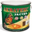 Акватекс Экстра, защитно-декоративный состав для дерева