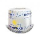 Туалетная бумага Неженка Люкс (в одной упаковке 48 рулонов)