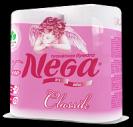 Туалетная бумага НЕГА Классик (12 шт. в упаковке)