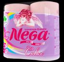 Туалетная бумага Nega Color (желтая, оранжевая, розовая) (12 шт. в упаковке)
