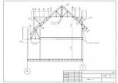 Проектирование, готовые проекты каркасных домов по «Канадской» технологии