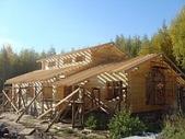 Комплект клееного дома «Несущий конструктив»