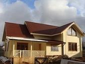 Комплект клееного дома «Тепловой контур»
