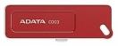 Флеш-диск USB 4Гб A-DATA Classic C003, красный