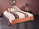 Кровать двухспальная 2000х1200